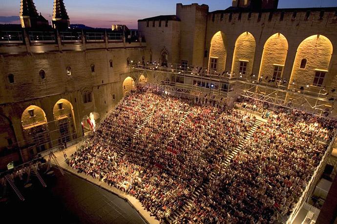 Театральная Мекка во Франции