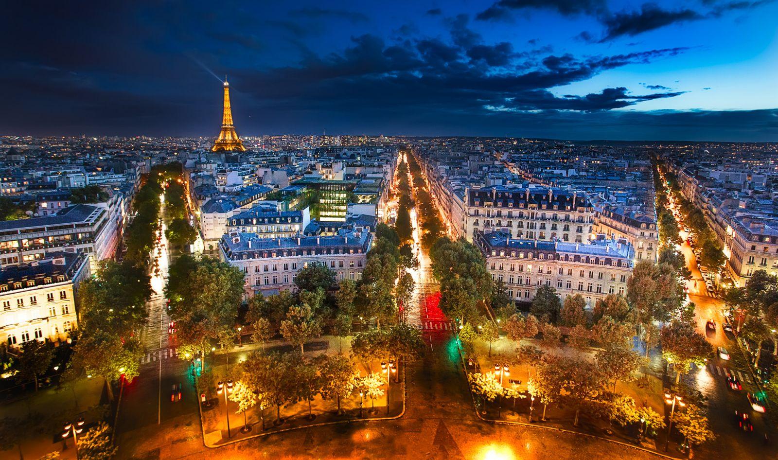 Такая разная Франция